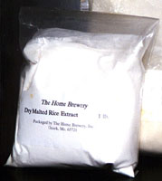Dry Malted Rice Extract